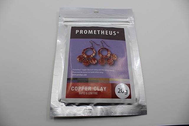Prometheus® Cooper Clay